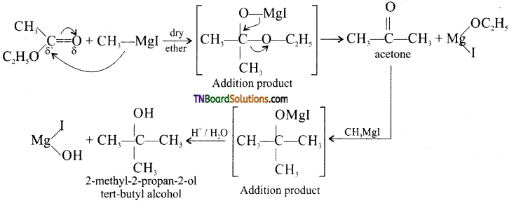TN Board 12th Chemistry Important Questions Chapter 11 Hydroxy Compounds and Ethers 15