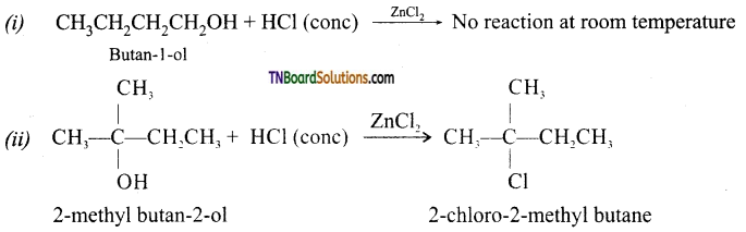 TN Board 12th Chemistry Important Questions Chapter 11 Hydroxy Compounds and Ethers 30