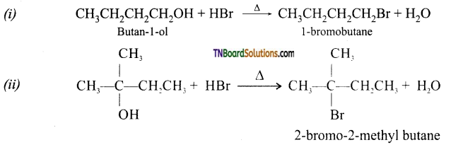 TN Board 12th Chemistry Important Questions Chapter 11 Hydroxy Compounds and Ethers 31