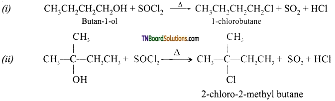 TN Board 12th Chemistry Important Questions Chapter 11 Hydroxy Compounds and Ethers 32