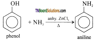 TN Board 12th Chemistry Important Questions Chapter 11 Hydroxy Compounds and Ethers 62