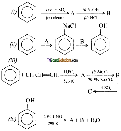 TN Board 12th Chemistry Important Questions Chapter 11 Hydroxy Compounds and Ethers 66