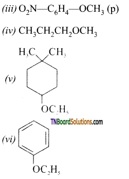 TN Board 12th Chemistry Important Questions Chapter 11 Hydroxy Compounds and Ethers 81