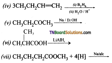 TN Board 12th Chemistry Important Questions Chapter 11 Hydroxy Compounds and Ethers 9