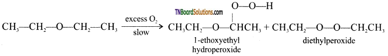 TN Board 12th Chemistry Important Questions Chapter 11 Hydroxy Compounds and Ethers 93