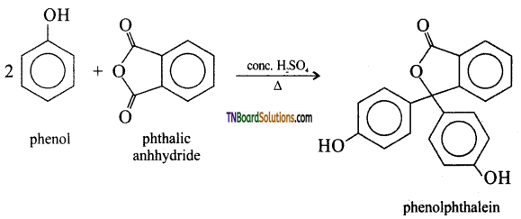 TN Board 12th Chemistry Important Questions Chapter 11 Hydroxy Compounds and Ethers 94