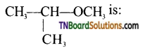 TN Board 12th Chemistry Important Questions Chapter 11 Hydroxy Compounds and Ethers 97