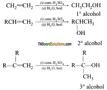TN Board 12th Chemistry Important Questions Chapter 11 Hydroxy Compounds and Ethers 98
