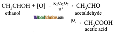 TN Board 12th Chemistry Important Questions Chapter 12 Carbonyl Compounds and Carboxylic Acids 101