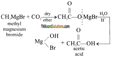 TN Board 12th Chemistry Important Questions Chapter 12 Carbonyl Compounds and Carboxylic Acids 104
