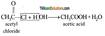 TN Board 12th Chemistry Important Questions Chapter 12 Carbonyl Compounds and Carboxylic Acids 105