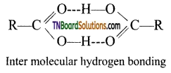 TN Board 12th Chemistry Important Questions Chapter 12 Carbonyl Compounds and Carboxylic Acids 109