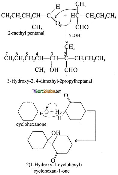 TN Board 12th Chemistry Important Questions Chapter 12 Carbonyl Compounds and Carboxylic Acids 114