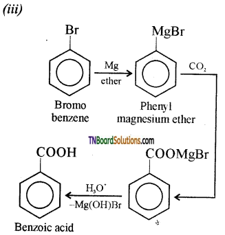TN Board 12th Chemistry Important Questions Chapter 12 Carbonyl Compounds and Carboxylic Acids 123