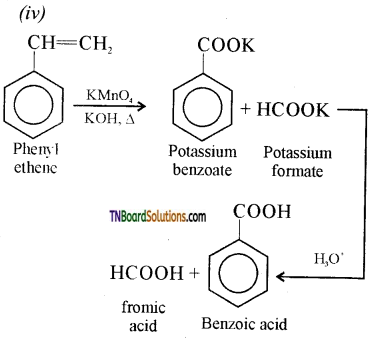 TN Board 12th Chemistry Important Questions Chapter 12 Carbonyl Compounds and Carboxylic Acids 124