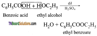 TN Board 12th Chemistry Important Questions Chapter 12 Carbonyl Compounds and Carboxylic Acids 128