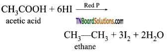 TN Board 12th Chemistry Important Questions Chapter 12 Carbonyl Compounds and Carboxylic Acids 131