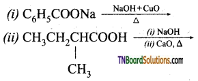TN Board 12th Chemistry Important Questions Chapter 12 Carbonyl Compounds and Carboxylic Acids 132