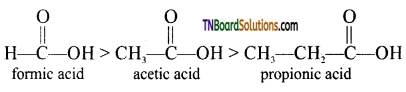 TN Board 12th Chemistry Important Questions Chapter 12 Carbonyl Compounds and Carboxylic Acids 146