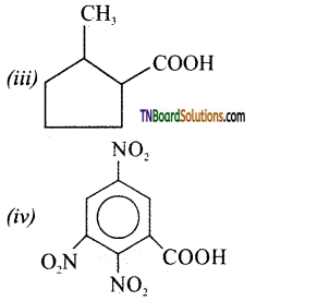 TN Board 12th Chemistry Important Questions Chapter 12 Carbonyl Compounds and Carboxylic Acids 150
