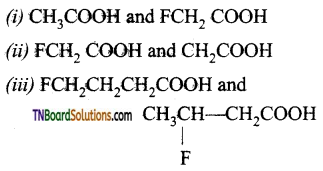 TN Board 12th Chemistry Important Questions Chapter 12 Carbonyl Compounds and Carboxylic Acids 162