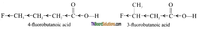 TN Board 12th Chemistry Important Questions Chapter 12 Carbonyl Compounds and Carboxylic Acids 165