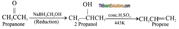 TN Board 12th Chemistry Important Questions Chapter 12 Carbonyl Compounds and Carboxylic Acids 169