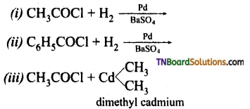 TN Board 12th Chemistry Important Questions Chapter 12 Carbonyl Compounds and Carboxylic Acids 18