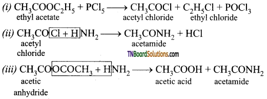 TN Board 12th Chemistry Important Questions Chapter 12 Carbonyl Compounds and Carboxylic Acids 180