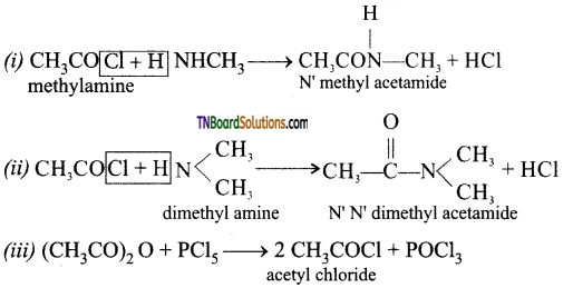 TN Board 12th Chemistry Important Questions Chapter 12 Carbonyl Compounds and Carboxylic Acids 181