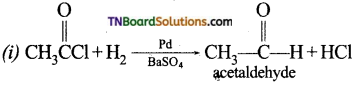 TN Board 12th Chemistry Important Questions Chapter 12 Carbonyl Compounds and Carboxylic Acids 19