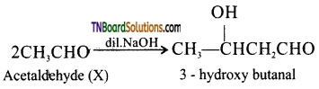 TN Board 12th Chemistry Important Questions Chapter 12 Carbonyl Compounds and Carboxylic Acids 192