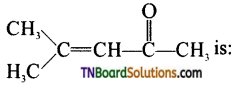 TN Board 12th Chemistry Important Questions Chapter 12 Carbonyl Compounds and Carboxylic Acids 194