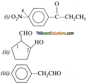 TN Board 12th Chemistry Important Questions Chapter 12 Carbonyl Compounds and Carboxylic Acids 2