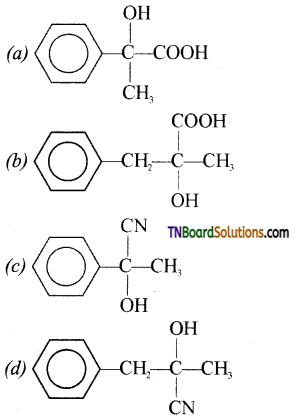 TN Board 12th Chemistry Important Questions Chapter 12 Carbonyl Compounds and Carboxylic Acids 205