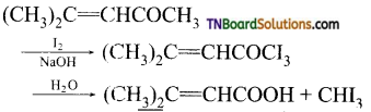 TN Board 12th Chemistry Important Questions Chapter 12 Carbonyl Compounds and Carboxylic Acids 207