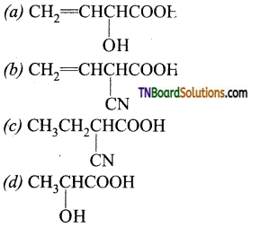 TN Board 12th Chemistry Important Questions Chapter 12 Carbonyl Compounds and Carboxylic Acids 214