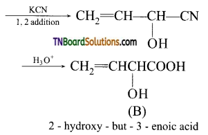 TN Board 12th Chemistry Important Questions Chapter 12 Carbonyl Compounds and Carboxylic Acids 216