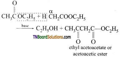 TN Board 12th Chemistry Important Questions Chapter 12 Carbonyl Compounds and Carboxylic Acids 217