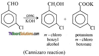 TN Board 12th Chemistry Important Questions Chapter 12 Carbonyl Compounds and Carboxylic Acids 218