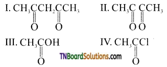 TN Board 12th Chemistry Important Questions Chapter 12 Carbonyl Compounds and Carboxylic Acids 219