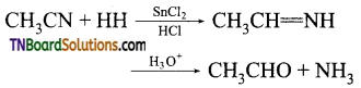 TN Board 12th Chemistry Important Questions Chapter 12 Carbonyl Compounds and Carboxylic Acids 22