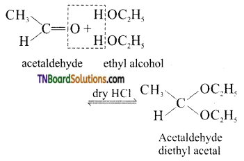 TN Board 12th Chemistry Important Questions Chapter 12 Carbonyl Compounds and Carboxylic Acids 36