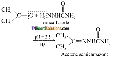 TN Board 12th Chemistry Important Questions Chapter 12 Carbonyl Compounds and Carboxylic Acids 37