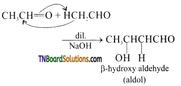 TN Board 12th Chemistry Important Questions Chapter 12 Carbonyl Compounds and Carboxylic Acids 38