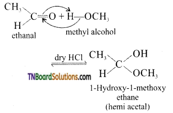 TN Board 12th Chemistry Important Questions Chapter 12 Carbonyl Compounds and Carboxylic Acids 39