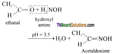 TN Board 12th Chemistry Important Questions Chapter 12 Carbonyl Compounds and Carboxylic Acids 40