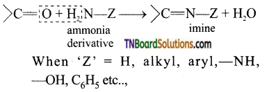 TN Board 12th Chemistry Important Questions Chapter 12 Carbonyl Compounds and Carboxylic Acids 43