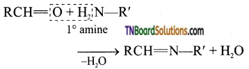 TN Board 12th Chemistry Important Questions Chapter 12 Carbonyl Compounds and Carboxylic Acids 45