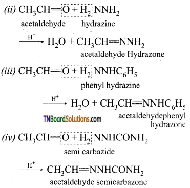 TN Board 12th Chemistry Important Questions Chapter 12 Carbonyl Compounds and Carboxylic Acids 47